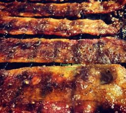 Grandma Jannie's Candied Bacon