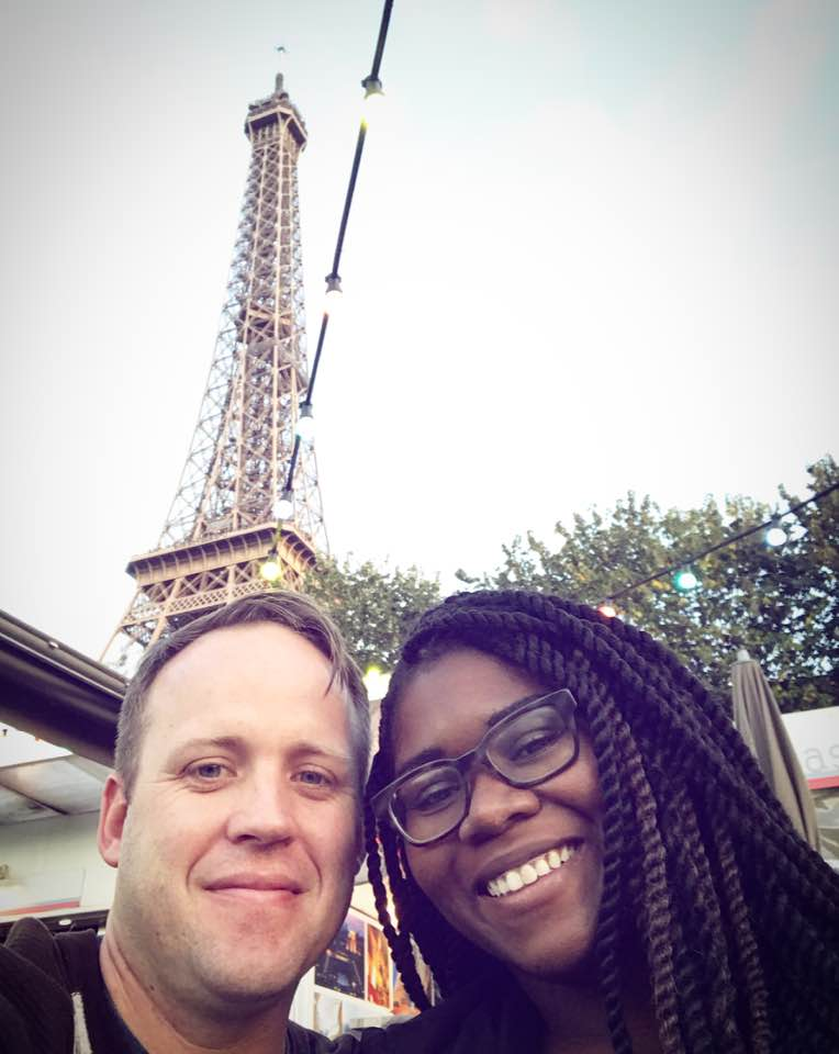 Mr and Mrs Foodie in Paris