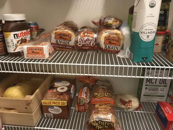 Sandwich Stuff